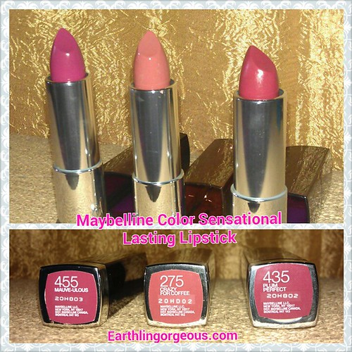Maybelline Color Sensational Lasting Lipstick