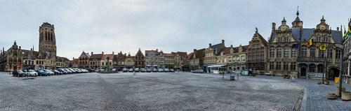 Veurne (Furnes) - Mars 2013