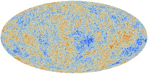 Planck Cosmic Microwave Background