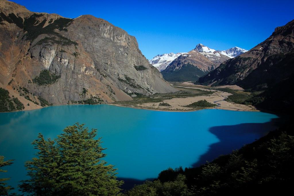 Valle Hermosa. RN Jeinimeini. Future Patagonia National Park. Aysen. Chili.