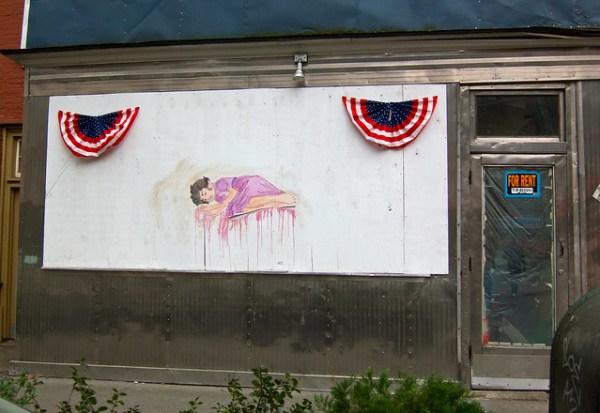Boerum Hill Billboard