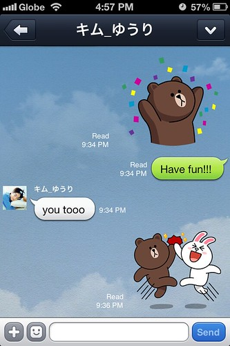 LINE by Naver Instant Messaging
