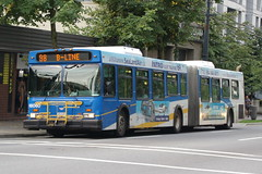TransLink New Flyer R8060 - Vancouver, British Columbia, Canada