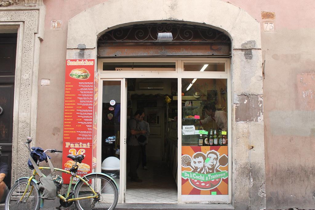 'Da li Cochi a Trastevere', Roma