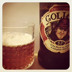 Wynchwood Goliath Ale