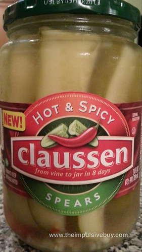Claussen Hot & Spicy Pickle Spears