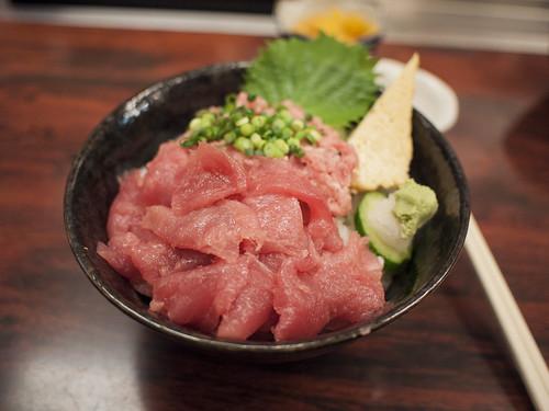 Tsukiji - Negitoro Don