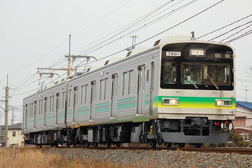 7801F @行田市〜持田