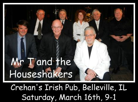 Mr T and the Houseshakers 3-16-13
