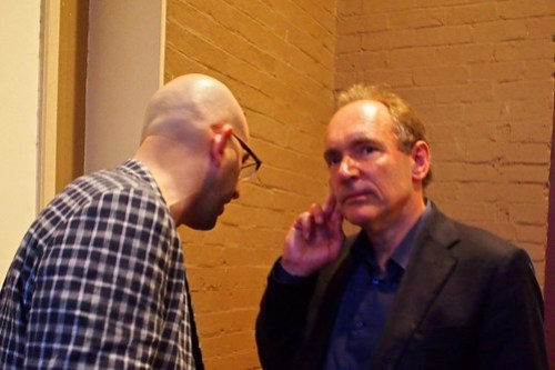 Me and Tim Berners-Lee 2