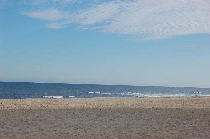 Deserted Va Beach