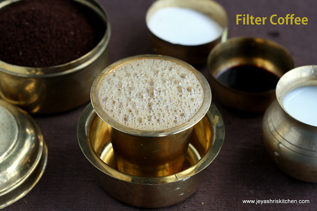 Filter coffee 3