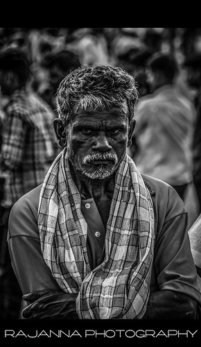 An ageing Tamilian by Rajanna @ Rajanna Photography