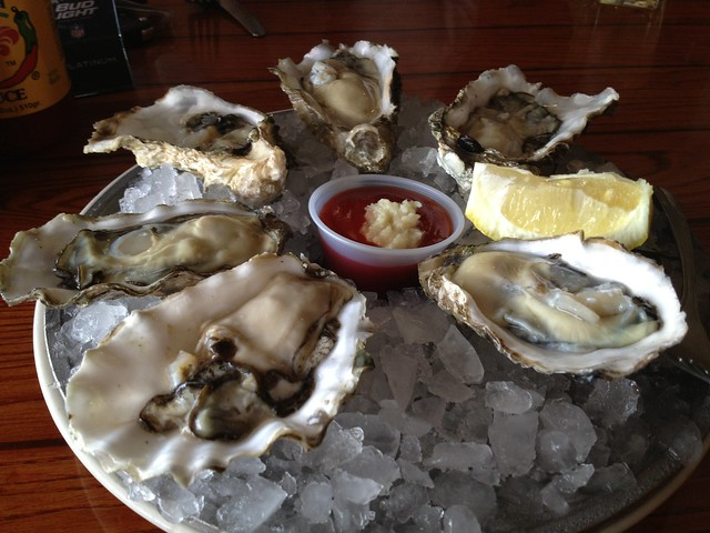 Oysters - South Beach Bar & Grille