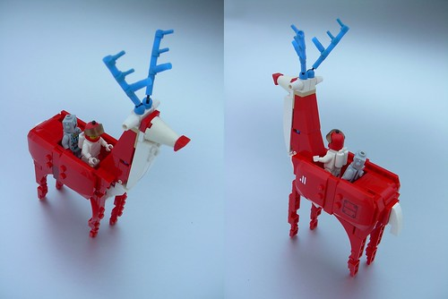 MECHANICAL DEER  B