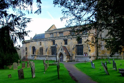 20121202-37_Church - Blockley - Cotswolds by gary.hadden