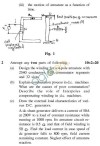 UPTU B.Tech Question Papers - TEE-401-Electromechanical Energy Conversion – I