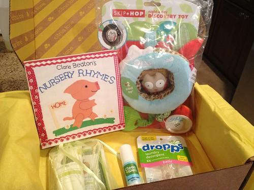 the baby's box