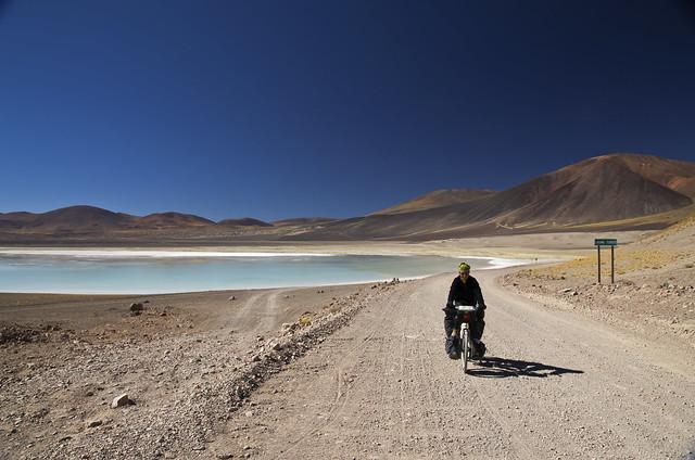 Laguna Tuyaito, Paso Sico, Argentina,