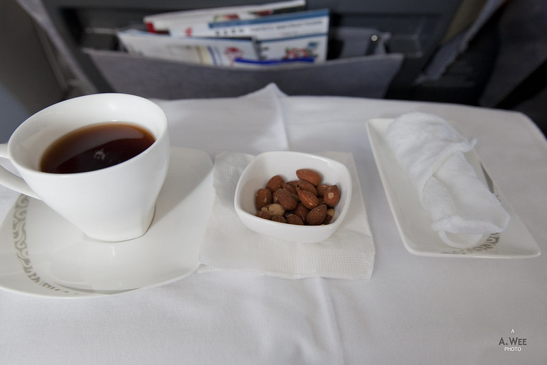 Tea and Nuts Service
