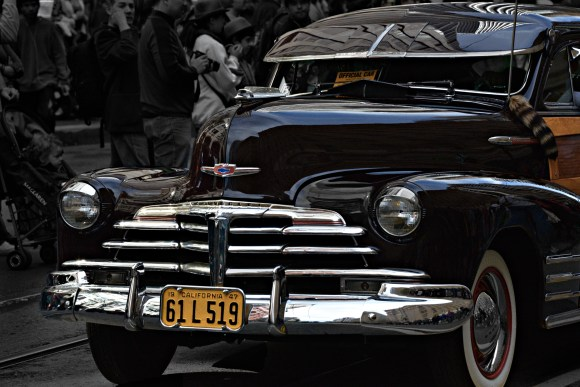 Chevrolet - San Francisco - 2013 by Scott Loftesness