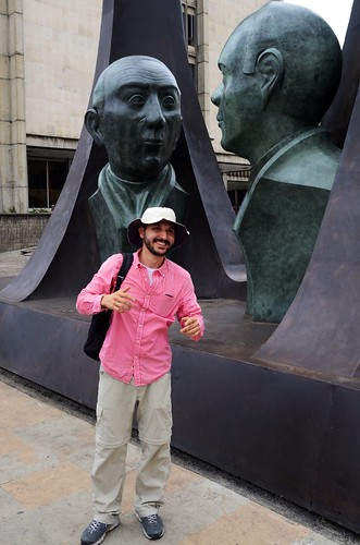 Pablo of Medellin free walking tours