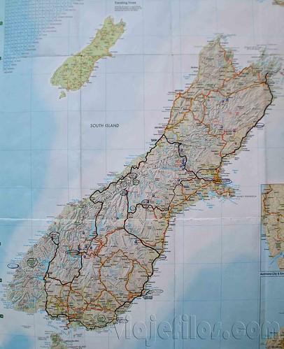 Nueva Zelanda, Isla Sur 66