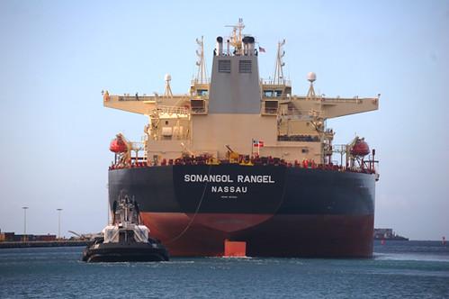 Sonangol Rangel stern