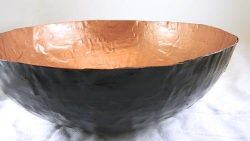 Papier Mache Bowls 41