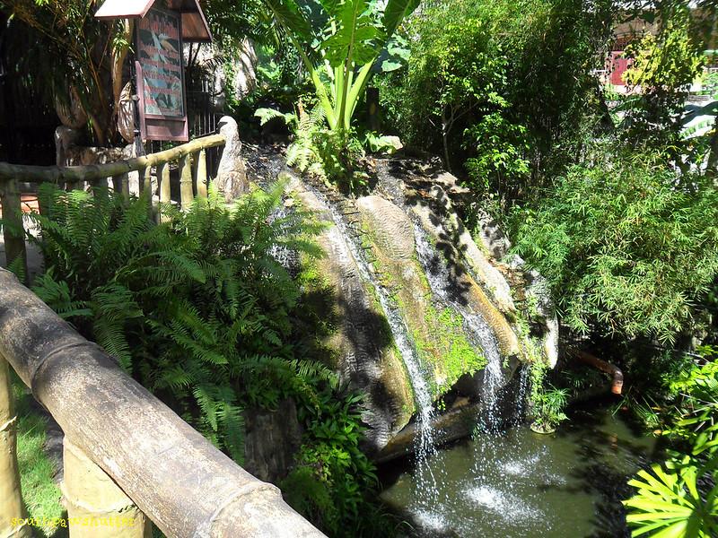 mini water falls