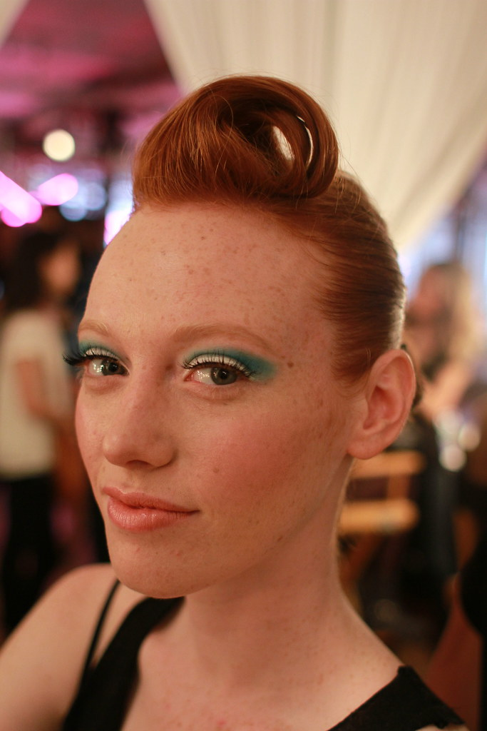 KATE SPADE S-S 2013 BACKSTAGE 030