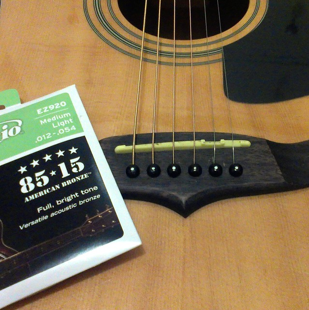 New strings