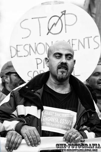 16F Stop Desahucios VI by Christyan Martos