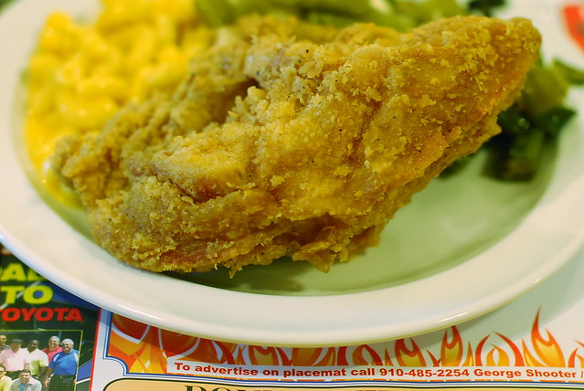 100 foods in 100 counties: fried chicken, fuller's bbq