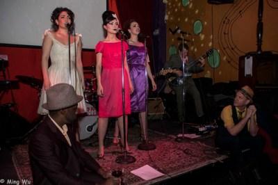 The Peptides @ Mercury Lounge