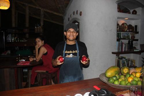 El gran cocinero Coco, lo mejor de Finca Exótica