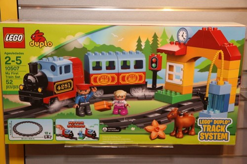 10507 My First Train Set 1