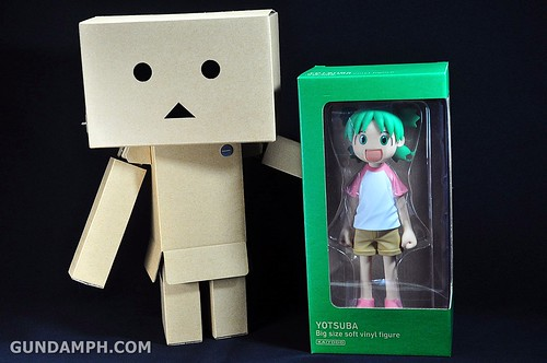 Big Scale Danboard Cardboard Assembling Kit Review (64)