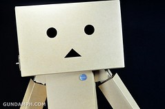 Big Scale Danboard Cardboard Assembling Kit Review (58)