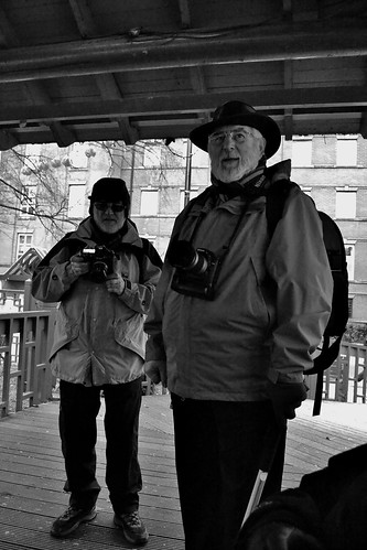 PhotoWalkers by Angela Seager