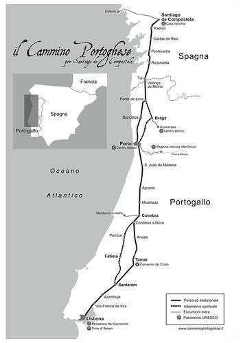mappa_generale_cammino_portoghese