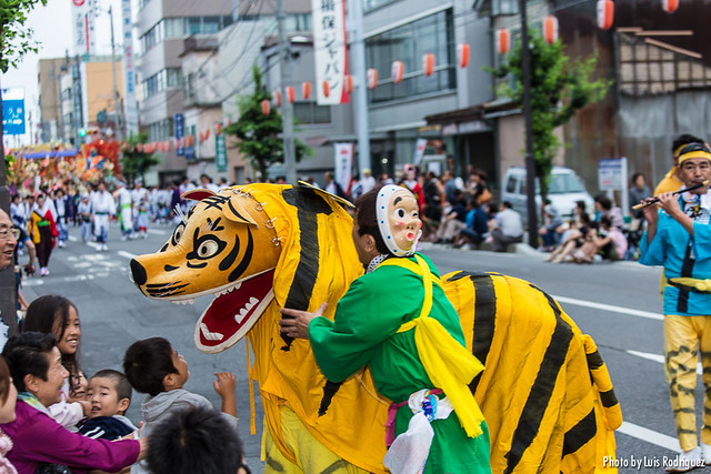 Festival Sansha Taisai de Hachinohe-46
