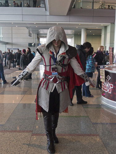 Ezio Cosplayer