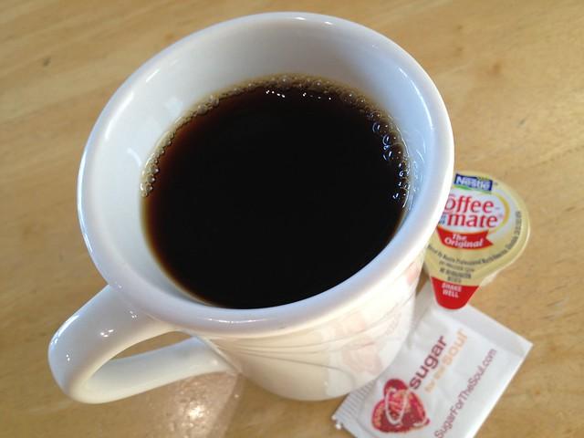Kona coffee - Big Island Grill