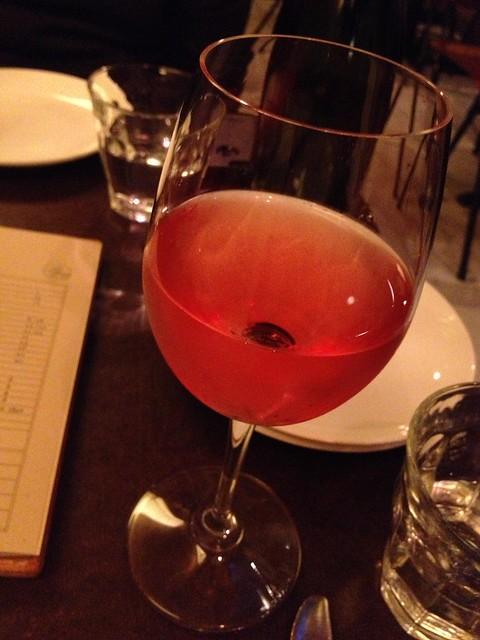 Rose wine - State Bird Provisions