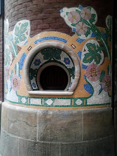 Palau de la Música-detalle by debolsillo