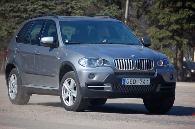 BMW X5 2007 26
