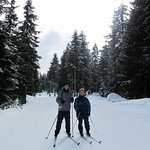 Skiing With Mairy
