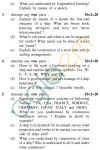 UPTU B.Tech Question Papers - TMM-401 - Basic Ship Structure & Construction