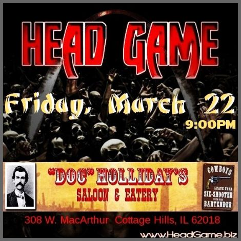 Head Game 3-22-13